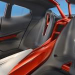 Nissan Gripz Concept 2015 interior  12