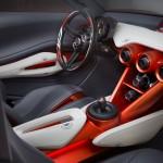 Nissan Gripz Concept 2015 interior  23