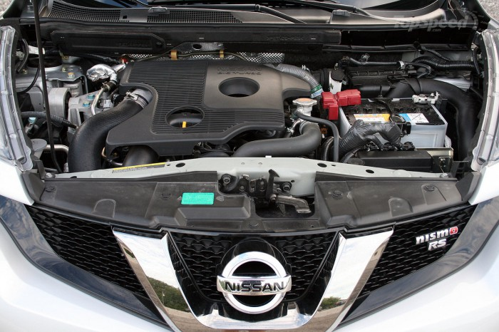 Nissan Juke Nismo RS 2015 motor
