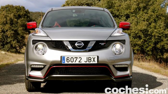 Nissan Juke RS Nismo 2015 prueba 16