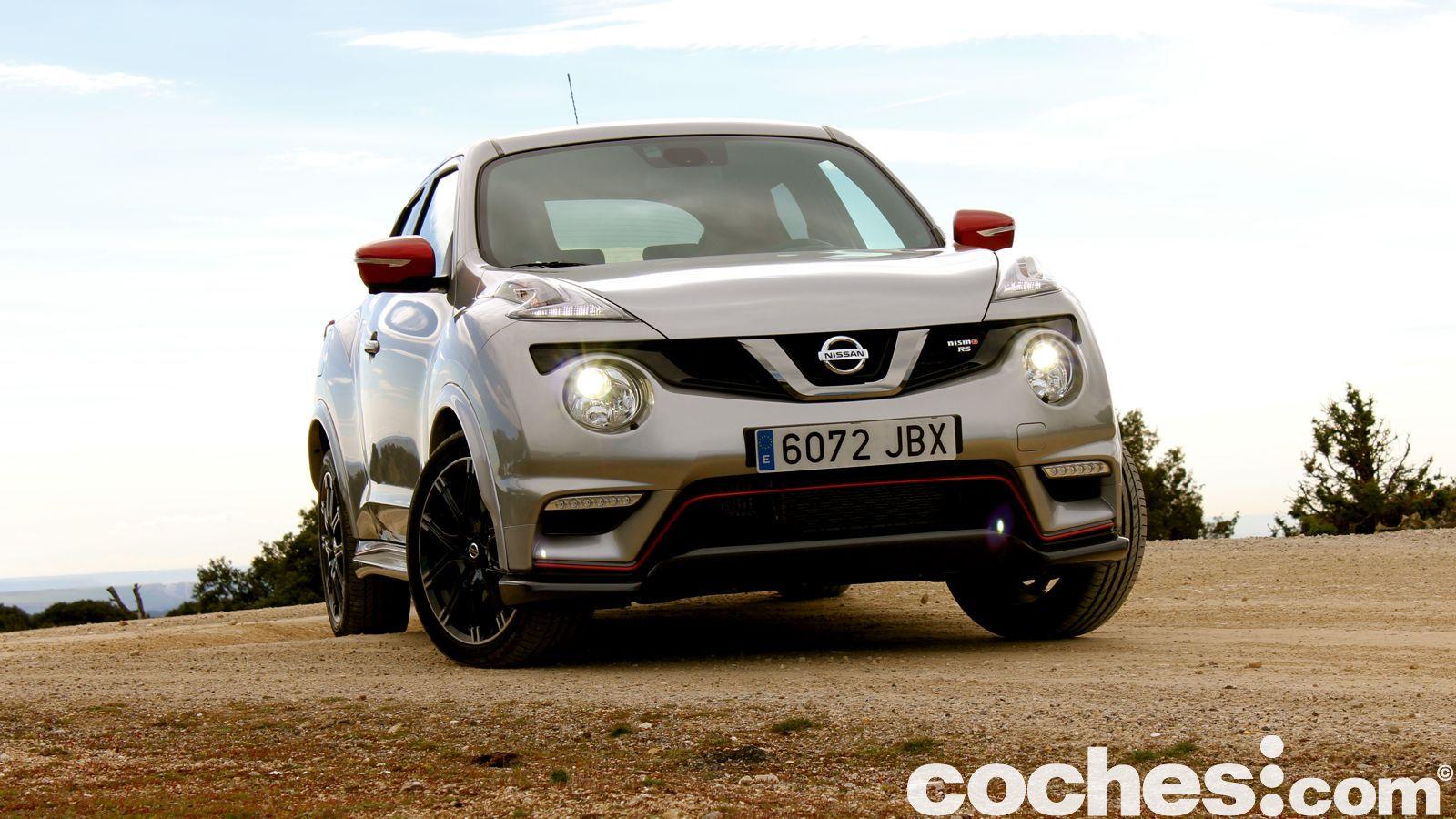 Nissan Juke RS Nismo 2015 prueba   56
