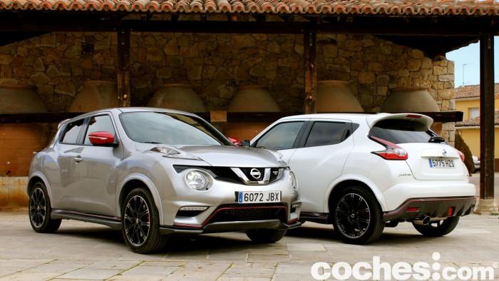Nissan Juke RS Nismo 2015 prueba 59