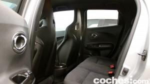 Nissan Juke RS Nismo 2015 prueba interior 08