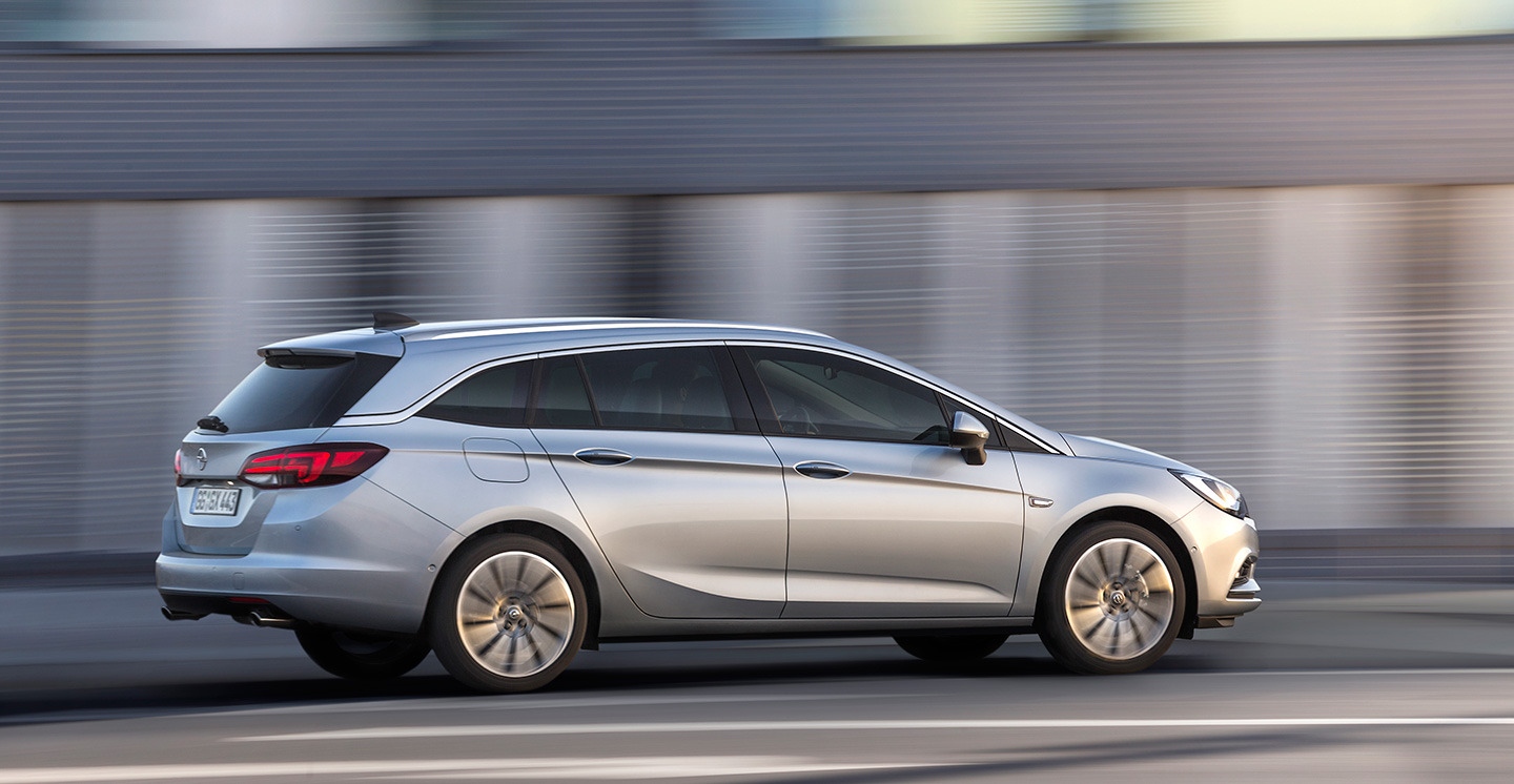 Astra sports tourer - Opel Astra Sports Tourer 2016 As Es La Versin Familiar