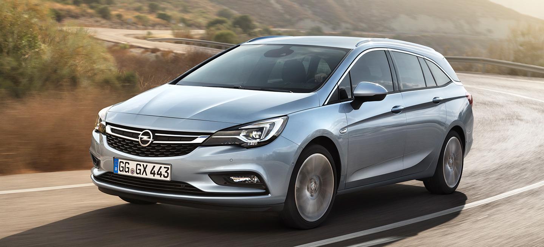 Opel Astra Sports Tourer 2016 09