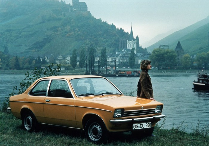 Millionaire: The Kadett C, the last Opel in the compact class with rear-wheel drive, was produced 1.6 million time from August 1973 until July 1979.