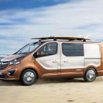 Opel Vivaro Surf Concept 2015 6