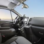 Opel Vivaro Surf Concept 2015 interior 3