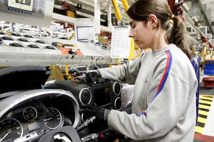 PSA fabrica Vigo Balaidos