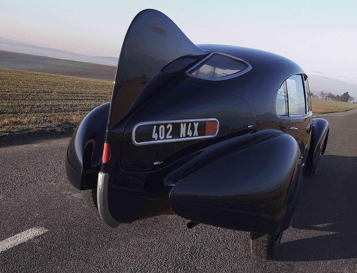 Peugeot 402 N4x El Primer Prototipo De Peugeot
