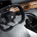Peugeot Fractal Concept 2015 interior 01