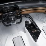 Peugeot Fractal Concept 2015 interior 02
