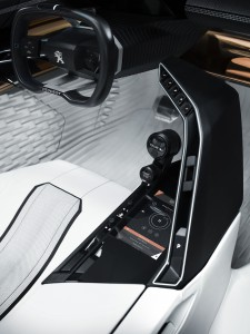 Peugeot Fractal Concept 2015 interior 06