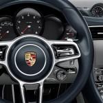 Porsche 911 2016 interior