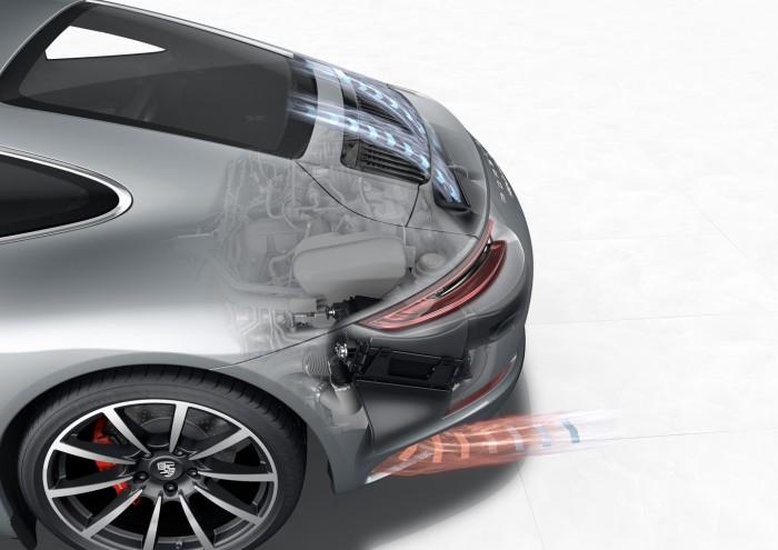 Porsche 911 2016 tecnica 02