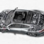 Porsche 911 2016 tecnica