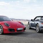 Porsche 911 Carrera S / 911 Carrera Cabriolet