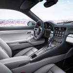 Porsche 911 Carrera S 2016 interior 01