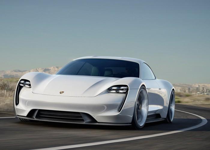 Porsche Mission E Concept 2015 01