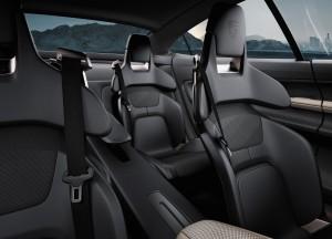Porsche Mission E Concept 2015 interior 03