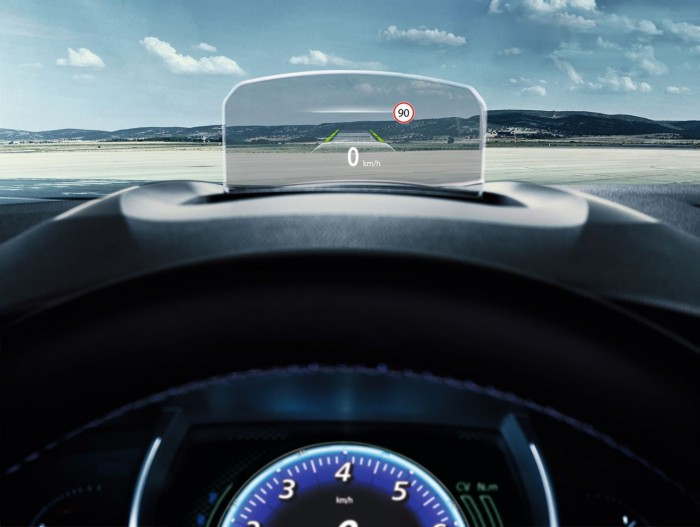 Renault Megane GT 2016 interior 10