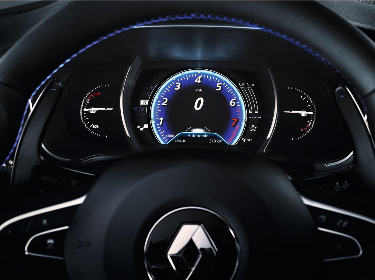 Renault megane gt 2016 deportividad en su justa medida for Interior renault megane