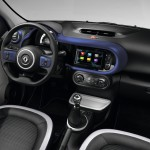 Renault Twingo Marie Claire 2015 interior 01