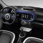 Renault Twingo Marie Claire 2015 interior 03