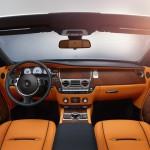 Rolls-Royce Dawn 2016 interior 01