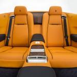 Rolls-Royce Dawn 2016 interior 02