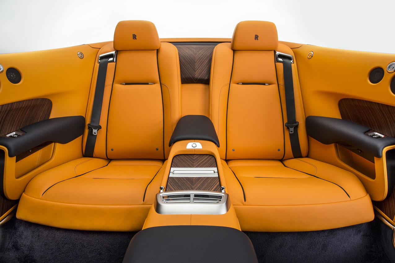 Rolls Royce Dawn 2016 Amanecer De Lujo