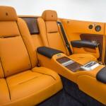 Rolls-Royce Dawn 2016 interior 03