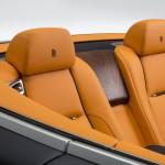 Rolls-Royce Dawn 2016 interior 05