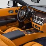 Rolls-Royce Dawn 2016 interior 06