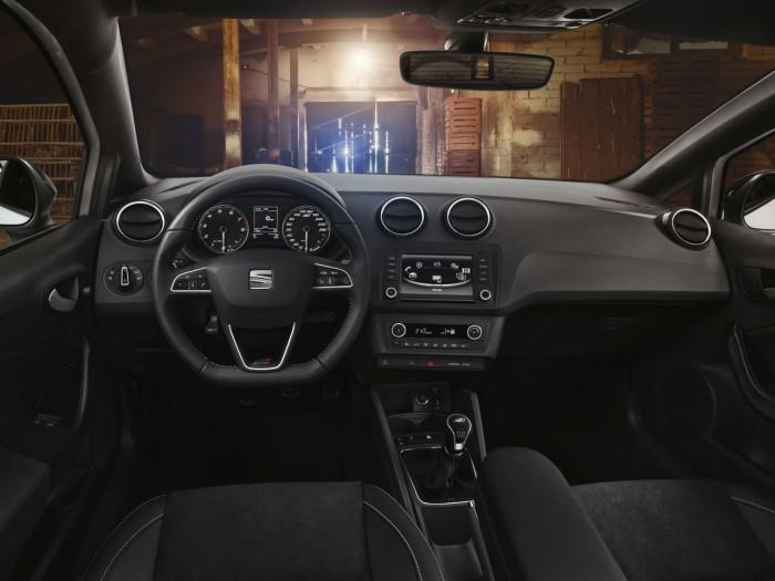 SEAT Ibiza Cupra SC 2016 interior 1