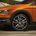 SEAT Leon Cross Sport Concept 2015 09