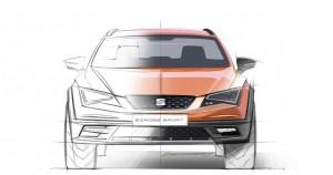 SEAT Leon Cross Sport Concept 2015 10