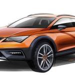 SEAT Leon Cross Sport Concept 2015 11