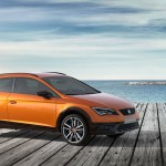 SEAT Leon Cross Sport Concept 2015 16