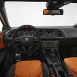 SEAT Leon Cross Sport Concept 2015 interior 1