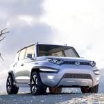 SsangYong XAV-Adventure Concept 2015 01