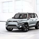 SsangYong XAV-Adventure Concept 2015 08