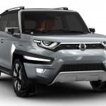 SsangYong XAV-Adventure Concept 2015 09