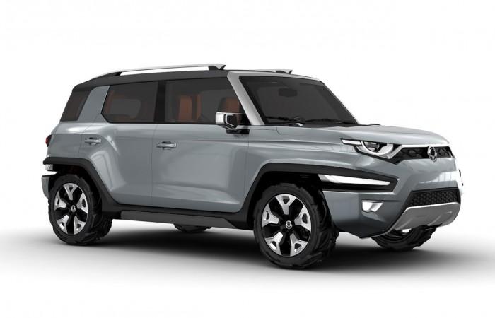 SsangYong XAV-Adventure Concept 2015 12