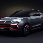 SsangYong XLV-Air Concept 2015 01