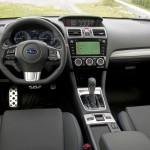 Subaru Levorg 2015 interior 02