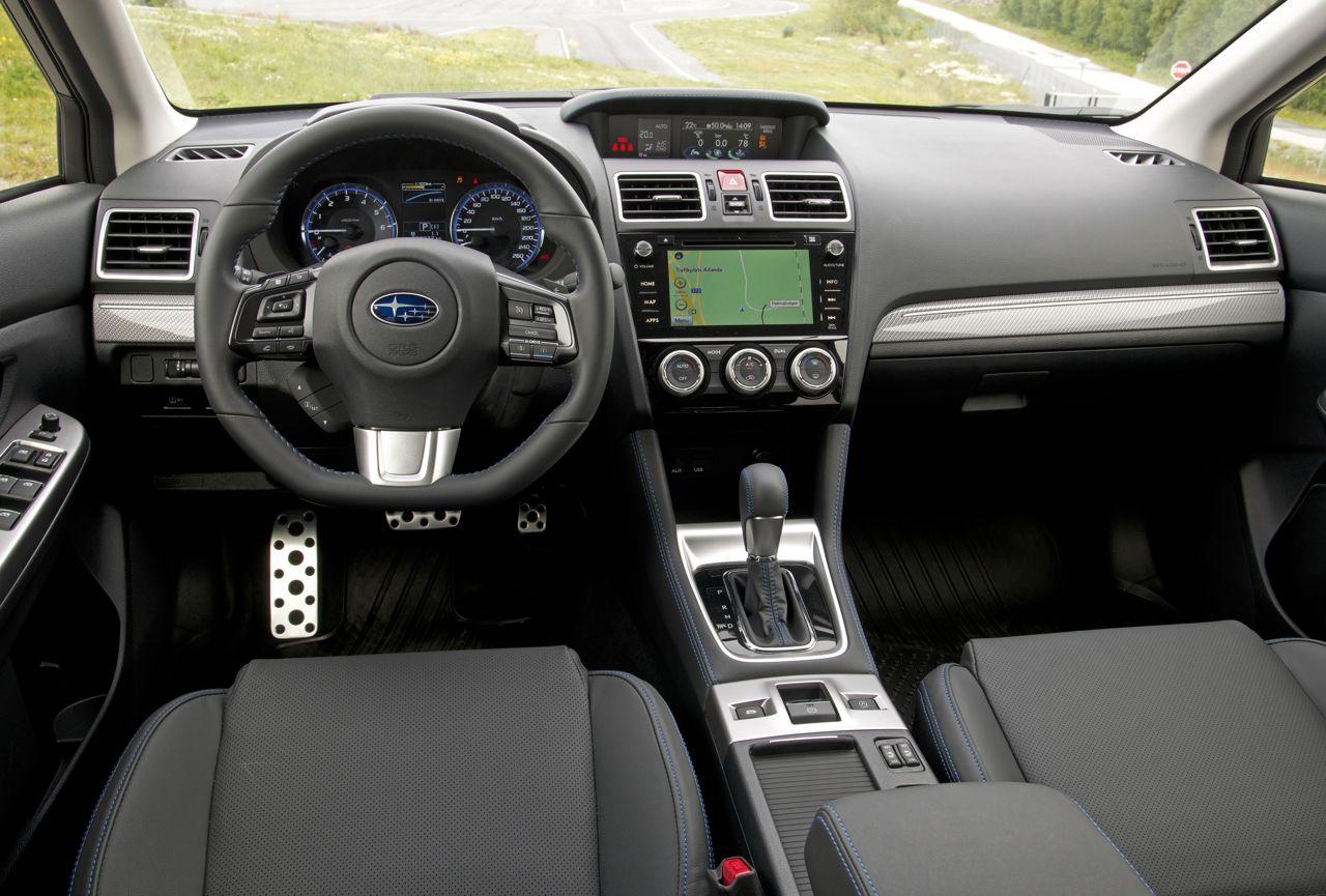 Subaru Levorg, aire fresco para los compactos familiares