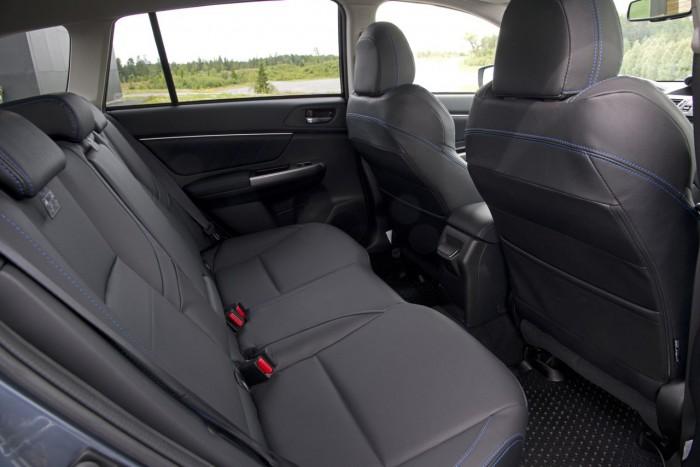 Subaru Levorg 2015 interior 04