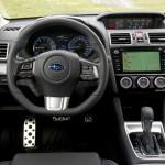 Subaru Levorg 2015 interior 06