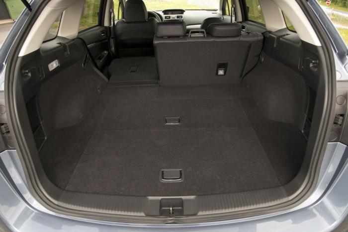 Subaru Levorg 2015 maletero